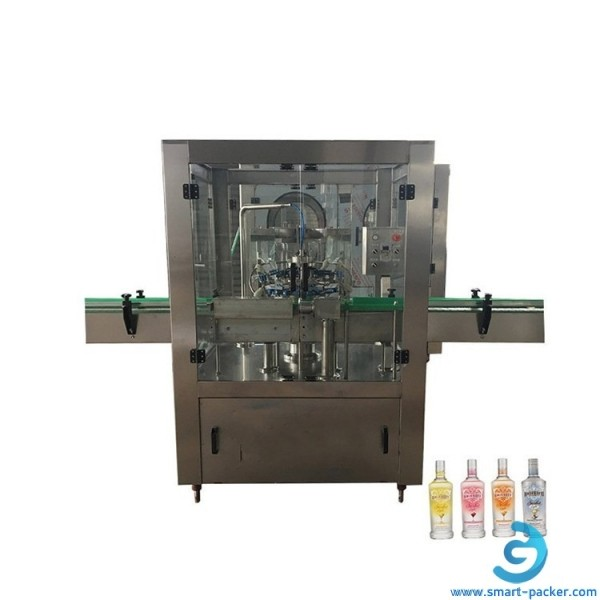 Automatic red wine glass bottle rotary rinsing washing cleaning machine bottle neck grapper type rotary rinser washer line equipment